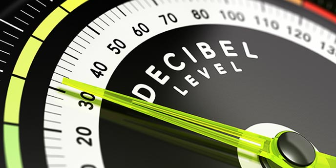 decibel-level